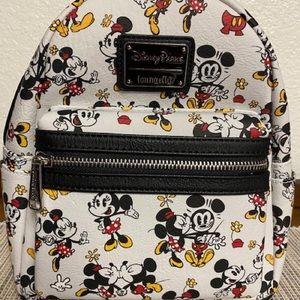 Disney Mickey & Minnie Shorts Loungefly - NWT